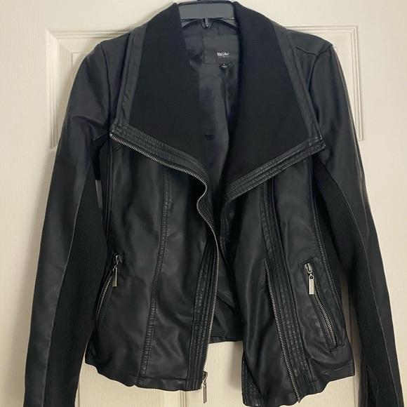 Mossimo Supply Co. Jackets & Blazers - Leather jacket